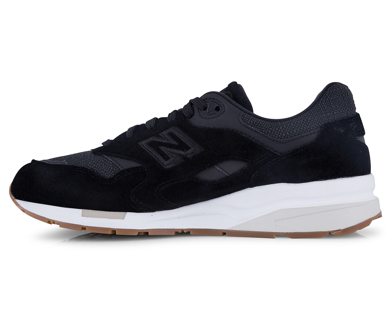 New Balance Women S 1600 Shoe Black Scoopon Shopping