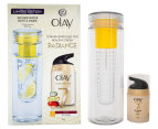 Olay Total Effects Day Cream & Water Bottle Set  1