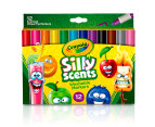Crayola Silly Scents Chisel Tip Markers 12-Pack - Assorted 1