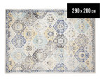 Rug Culture 290x200cm Tapestry Easy Care Evoke Helen Rug - Multi 1
