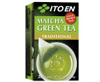 4 x Ito En Matcha Green Tea Traditional 20pk 2