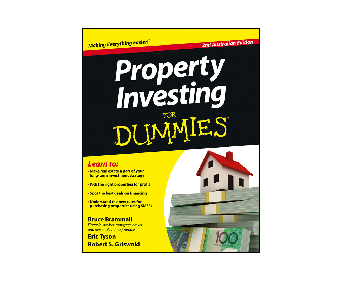 Property Investing For Dummies Australia Book Great