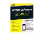 MYOB Software for Dummies 8th Australian Edition Book 1