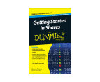 Getting Started in Shares For Dummies Australia Book 1