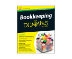 Bookkeeping For Dummies 2nd Australia & New Zealand Edition Book 1