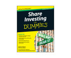 Share Investing For Dummies 3rd Australian Edition Book 1