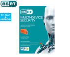 ESET 5+5 Multi-Device Security Pack Software Download for Mac OS, Windows OS & Android devices 1