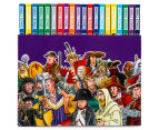 Horrible Histories: Blood-Curdling Box of Books 4
