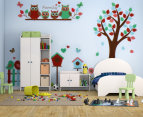 Birds, Trees & Fences Wall Decal 1