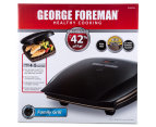 George Foreman Family Grill - Black 6