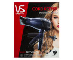 VS Sassoon Cord Keeping Easy Storage Hair Dryer - Dark Purple 6