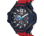 Casio G-Shock Men's 51mm GA1100-2A Watch - Red/Blue 3
