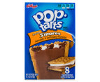 2 x Kellogg's Pop-Tarts Frosted S'mores 416g 2