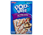 2 x Kellogg's Pop-Tarts Frosted Hot Fudge Sundae 384g 8pk 2