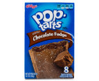 2 x Kellogg's Pop-Tarts Frosted Chocolate Fudge 416g 2