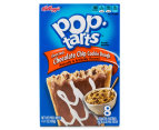 2 x Kellogg's Pop-Tarts Chocolate Chip Cookie Dough 400g 8pk 2