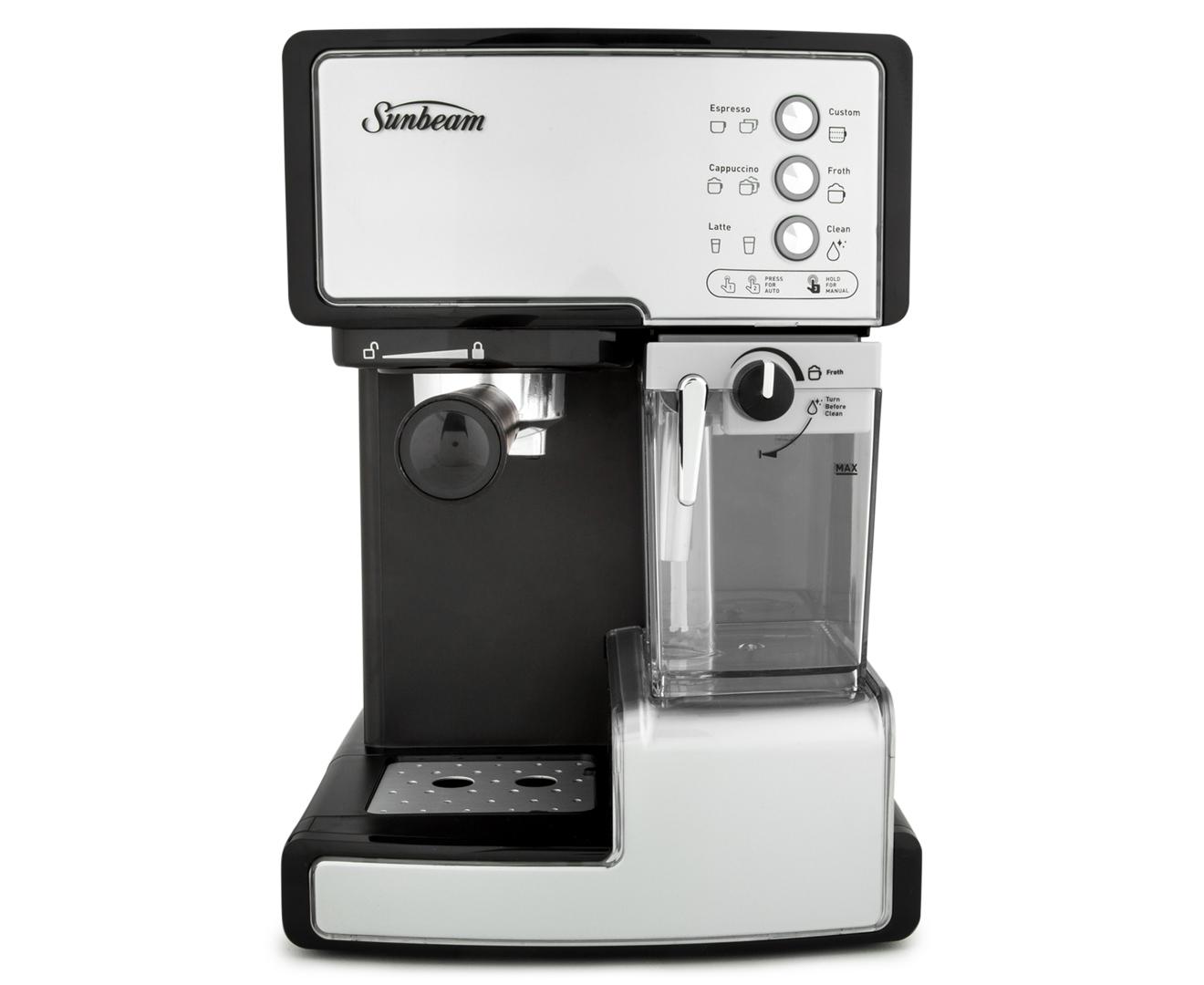 Sunbeam Caf 233 Barista Automatic Milk Coffee Machine