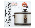 Sunbeam SecretChef 5.5L Slow Cooker 6