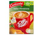7 x Continental Cup A Soup Italian Minestrone 2pk 2