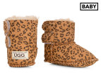 OZWEAR Connection Baby Ugg Boot - Leopard 1