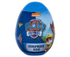 18 x Paw Patrol Blue Surprise Egg 10g 2