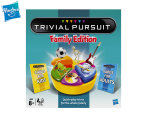 Trivial Pursuit: Family Edition Board Game 1