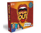 Speak Out Board Game 2
