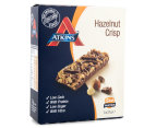 3 x Atkins Day Break Bar Choc Hazelnut Crisp 37g 5pk  2