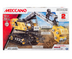 Meccano Excavator 2-in-1 Model Set 1