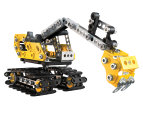 Meccano Excavator 2-in-1 Model Set 2