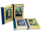 Lemony Snicket's A Series of Unfortunate Events 13-Book Box Set 3