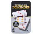 Cardinal Double Six Colour Dot Dominoes 1