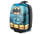 Batman Kids' 47x30cm Hardshell Luggage/Suitcase - Black/Multi 1