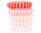 2 x Hair Ring Spiral 5-Pack - Randomly Selected 2