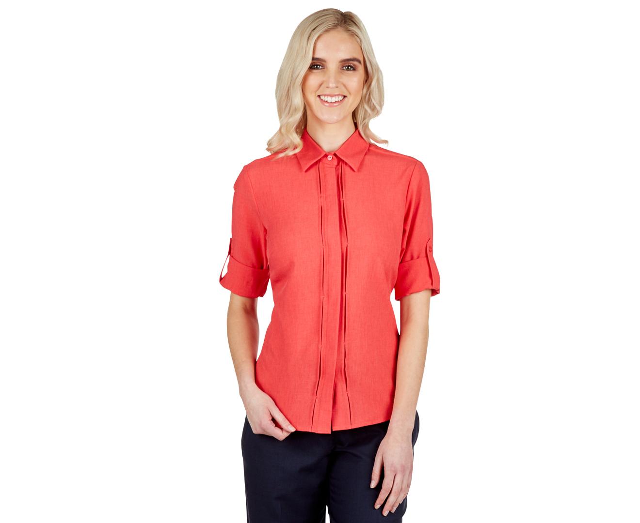 Nnt Women 39 S 3 4 Roll Up Sleeve Shirt Watermelon Great