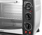 Ovation 26L Benchtop Oven & Hotplate - Stainless Steel 4