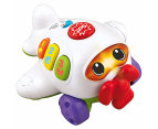 VTech Baby Play & Learn Aeroplane Baby/Infant Activity/Toy with Interactive Buttons and Sing-a-long Songs 2