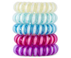2 x Hair Ring Spiral 5-Pack - Randomly Selected 4