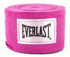 Everlast 108-Inch Classic Hand Wraps - Pink 1