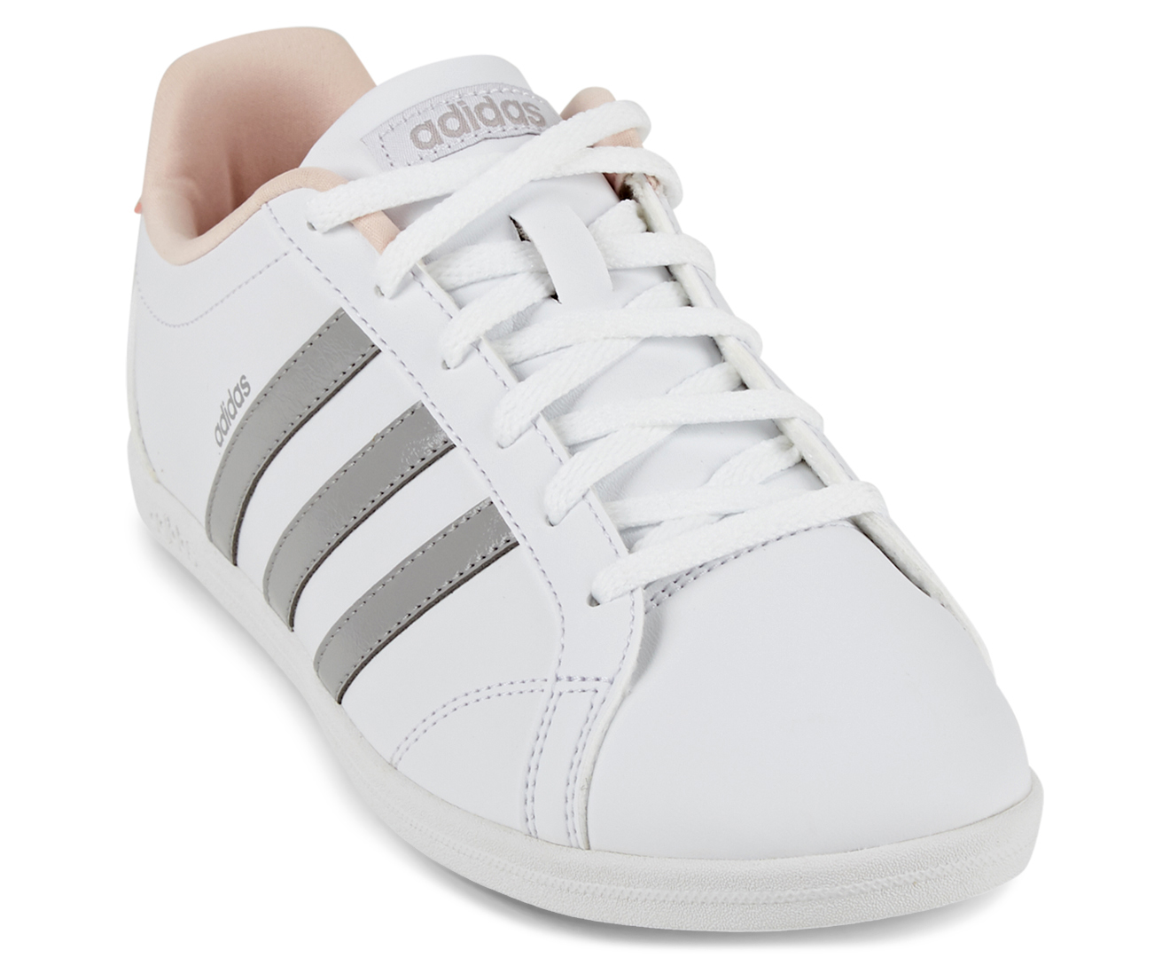 Adidas NEO Women's VS Coneo QT Shoe WhiteGrey