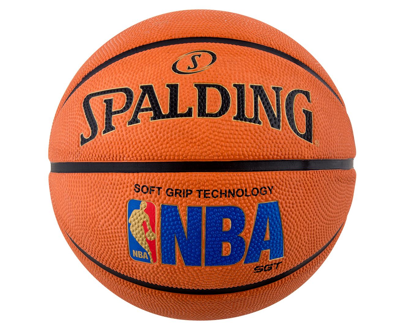 SPALDING NBA Logoman Basketball - Size 7 9319966613805