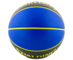 SPALDING NBA Crossover Composite Leather Basketball - Size 7 2