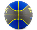 SPALDING NBA Crossover Composite Leather Basketball - Size 7 3