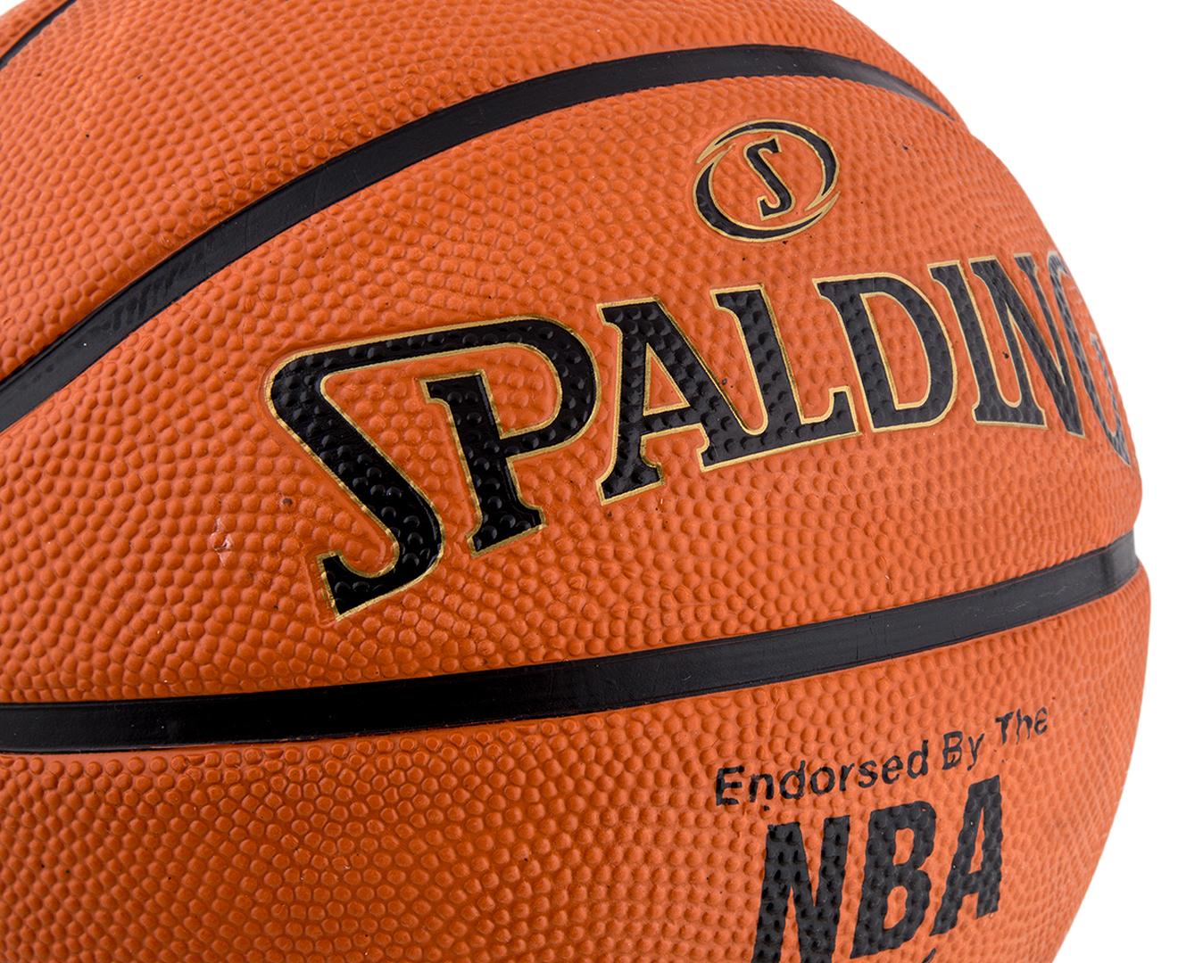 SPALDING NBA Logoman Basketball - Size 7