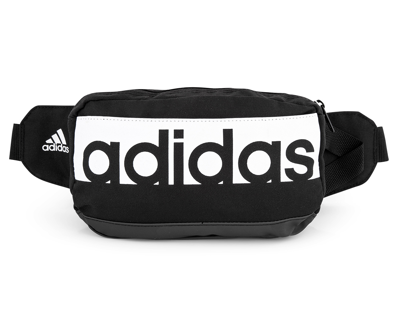 59b78d879182 Adidas Linear Performance Waist Bag - Black