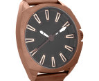 Unit Men's 49mm Assault Watch - Bronze/Black 2