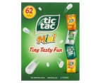 Tic Tac 62-Piece Mini Variety Share Pack 2
