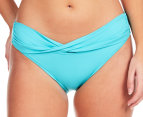 Seafolly Women's Twist Band Hipster - Seychelles 1