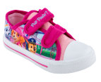 Paw Patrol Kids' Wicklow Canvas Shoe - Pink 2