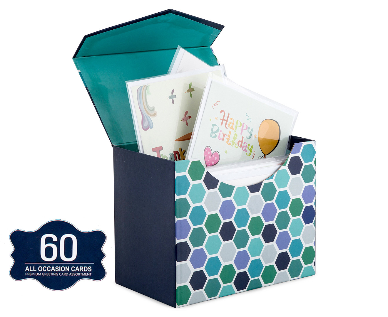 All Occasion Greeting Cards 60 Pack 20 Designs 9345916050017 Ebay